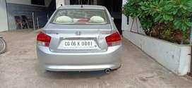 doctor's car