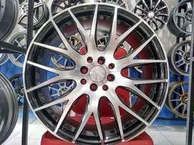 Velg Mobil Classy Accord VTI dll Ring 18 HSR H4X100-114,3 BMF
