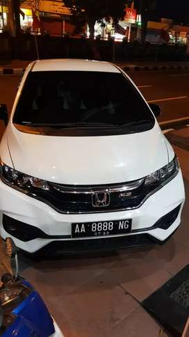 All new jazz Rs 2018 AT km 10rb antiq