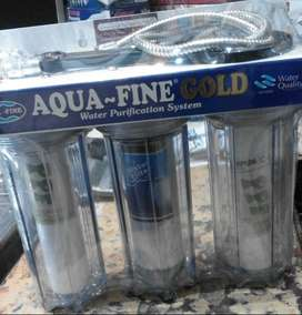 3 Stages water filter system
