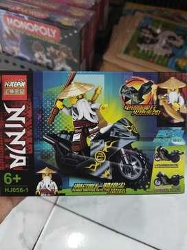 Lego motor ninja