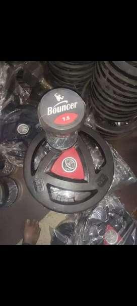 Bouncer dumbbell par kg ₹110
