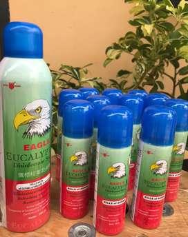 Eagle Eaucalyptus 50ml untuk traveling/kantor
