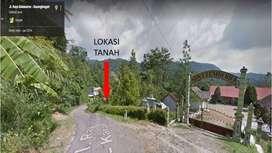 Tanah Tegalan Seluas 4 Ribu Meter Di Pinggir Jalan Aspal