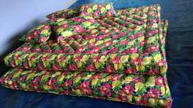 """""""Dimon"""" Bed made with best quality silk cotton. 2"""