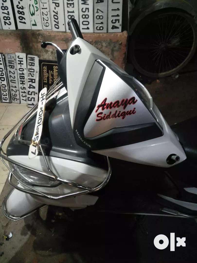 Honda Grazia 0