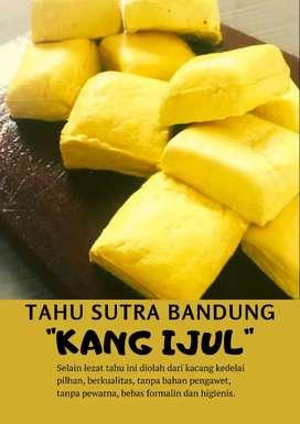 Tahu sutra Bandung lezat