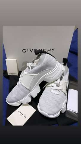 Givenchy jaw sneakers authentic
