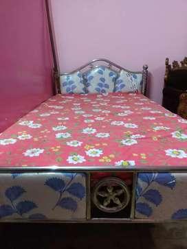Furniture steel bed