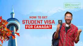 Easy Student Visa and admission in universities.