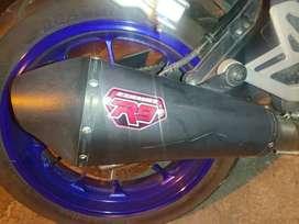 Knalpot R9 original R15 V3