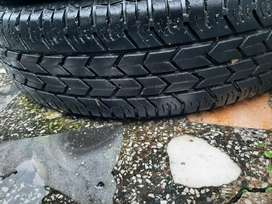 Swift new tyre only 5500 k m cale huye