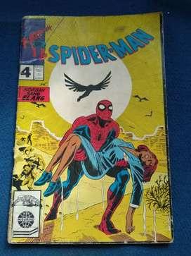 Komik Spiderman Reunion