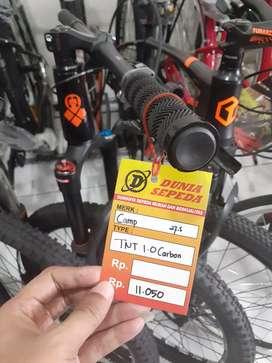 Kredit bunga0%. Camp tnt 1.0 carbon. Dunia Sepeda
