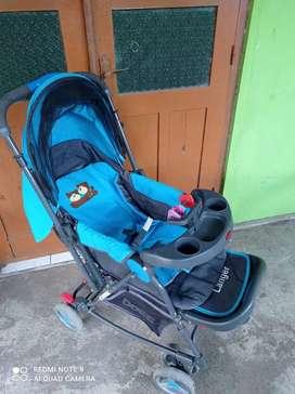 Stroller Baby Does Langer