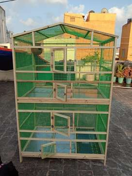 All cage avalible