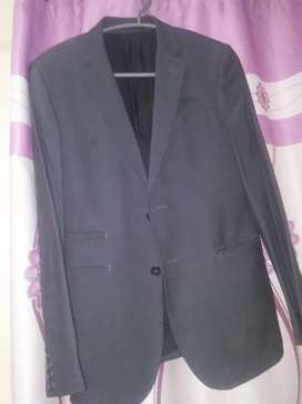 Black coat stylish quality