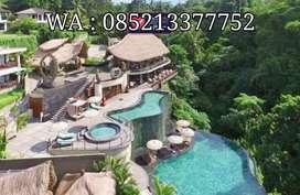 villa sewa mingguan dengan privat pool honey moon