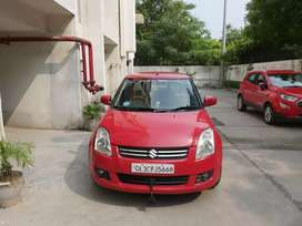 Swift dzire vdi( BS IV &1st owner) with wider brand new tyres & alloys