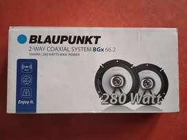 """Blaupunkt 280 wat 6""""car door speakers MRP 2490"""