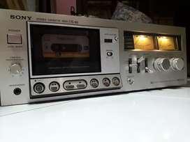 Tape deck sony tc k6
