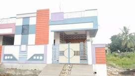 East facing 3bhk house for sale at konthamuru official clny
