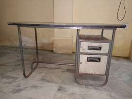 Heavy Iron Study / Office Table CaII 9425O77O57