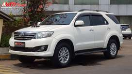 Toyota Grand Fortuner Diesel 2.5 VNT AT 2014