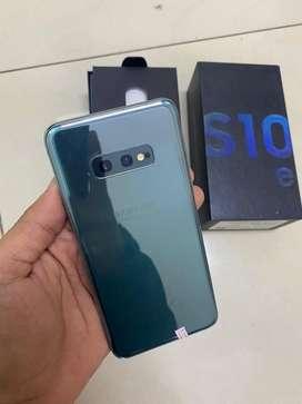 Samsung S10e Ram 6/128Gb Fullset second original