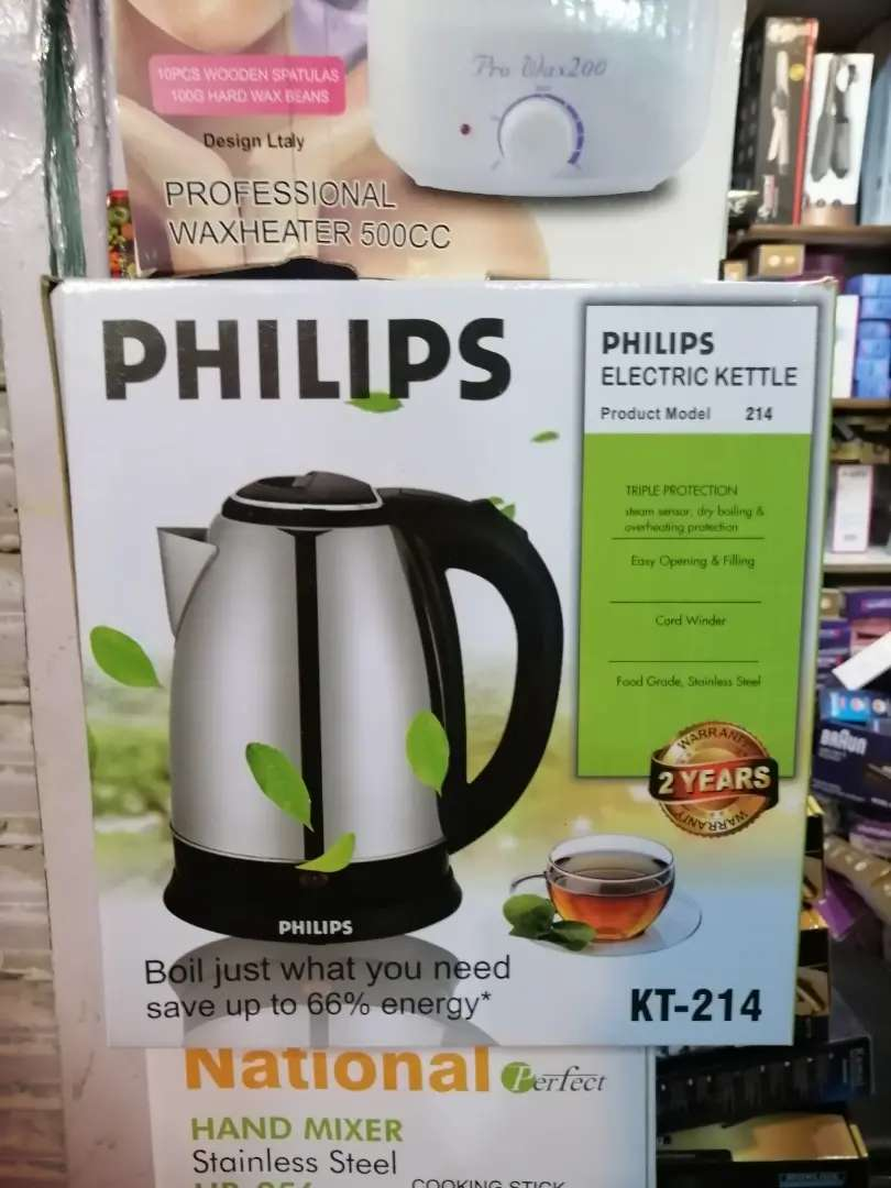 Philips Electric kettle 0