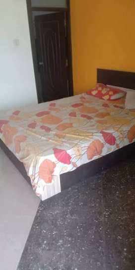 2 BHK furnished flat on rent