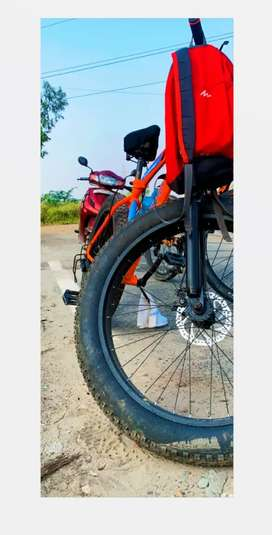 Tanry Fat Tyre Cycle