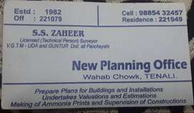 House Planning Officer ( Buildings and undertakes valuations )