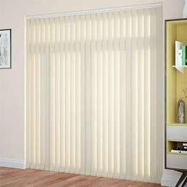 Vertikal blinds KTB hordeng gorden exclusive interior natural