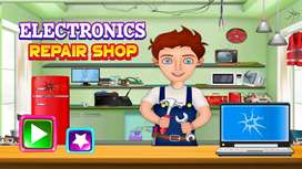 Electric and electronics  repair