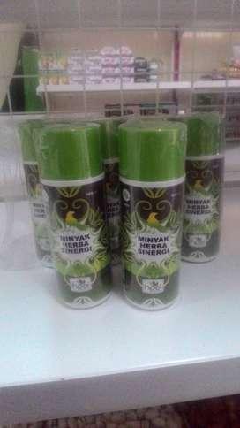 Minyak Herbal Sinergi  Minyak Herbal Untuk Pijat