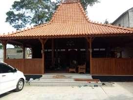 Pendopo Joglo Kayu Jati Ukir. Rumah Joglo Rumah Limasan Dinding Ukir