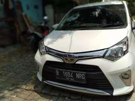 Toyota Calya 2017 over kredit
