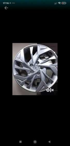 Alloy wheels creta