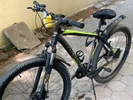 Fantom bicycle