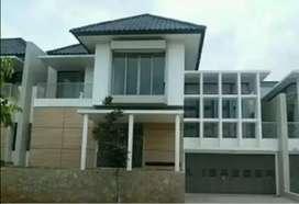 Rumah di sewakan Split Level di Cluster Premium Sektor 7 Bintaro Jaya