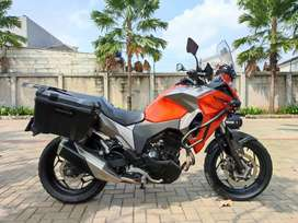 Kawasaki Versys 250 Orange