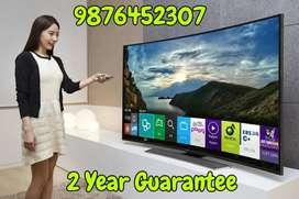 LOHRI OFFER __ 42 Smart Led Tv 2 Year Full Replacement Guarantee Bill