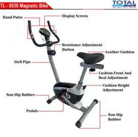 Ready sepeda statis magnetic TL 8530 terbaru dari total fitness