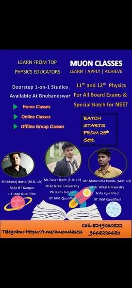 Join Muon classes