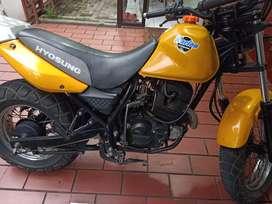 Motor Hyosung RT125 2006