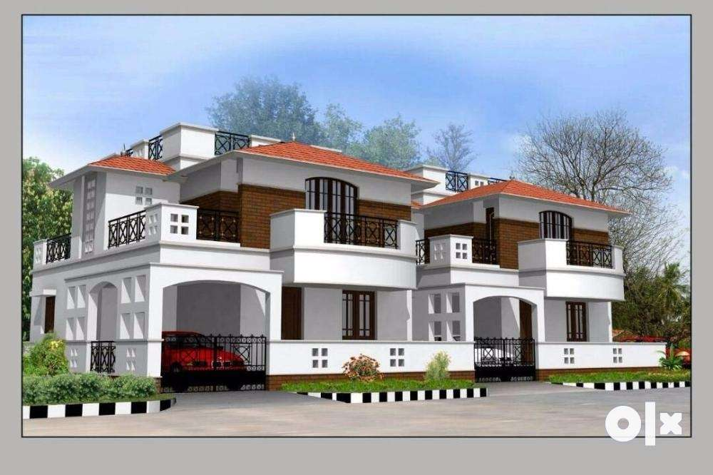 the best gated community villa near urapakkam, proposed cmpt bus stand