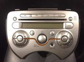 Nissan Micra Company Music System