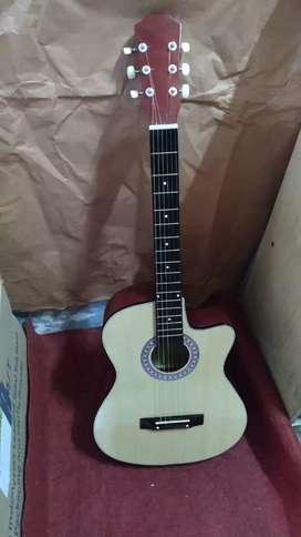 Gitar akustik murah harga 200rb gitar baru
