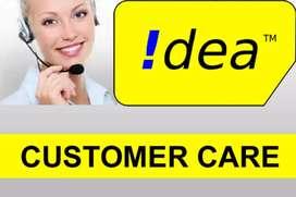Urgent Requirement in IDEA CALL CENTER RANCHI.